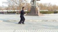 尚氏形意拳尚芝蓉先生亲传弟子崔海岭    演练尚氏形意拳钻拳