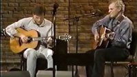 Leo Kottke and Doc Watson - The Last Steam Engine Train