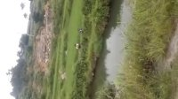 独山县上司镇两位女孩落水死亡打捞现场实录