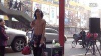 西海情歌-广州岗顶街头艺人弹唱20140111