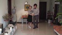 摇摆舞教学 - Lindy Hop - 6 拍基本步 - Zeng and Jessica