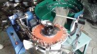 全自动电容高速剪脚机子母盘大电解电容