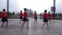 怀宁文化广场舞5--荷东的士高
