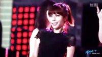 【Sunny】FANCAM 音乐银行 TTS Twinkle(主徐贤) 120608