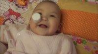 4个月凡梵宝宝笑视频