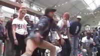 【HipHop vs krump】JAMSY FAM vs CRIMINALZ vsReal Underground