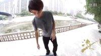 【WHATSUP滑板教学】High仔-POP SHOVE IT