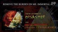 NOCTURNAL BLOODLUST - Disaster (Official Lyric Video)