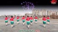 新年恰恰恰-江西鄱阳春英广场舞(背面及动作分解)