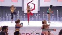 Turbo Fire女子自由搏击减肥瘦身减脂训练视频教程-Fire 45 EZ