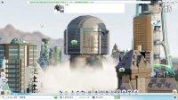 【淡定俱乐部】模拟城市5 生态建筑发射中心 发射!(1080P)