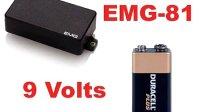 EMG 81  - 85 - 60 Comparison