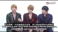 [中字]110516 JYJ 2011 World Tour video[MrPark]
