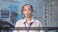 惠普打印新品发布会客户视频——中国普天
