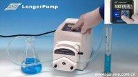 蠕动泵操作视频:兰格BT100-2J基本型蠕动泵