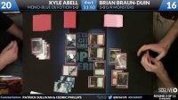 SCGINDY_-_Standard_-_Round_2_-_Brian_Braun_Duin_v_Kyle_Abell