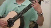 《阿拉伯風格奇想曲》高藝使用自己制作的吉他演奏