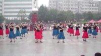 2012舞钢鑫源广场舞——落花的窗台