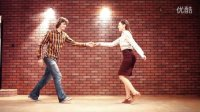 SWINGOUT 练习. Learn swing out. Lindy hop lesson.
