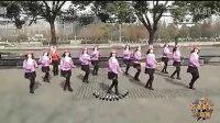 西湖莉莉广场舞 自由自在 正面