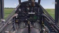 IL2 Cliffs of Dover Bf109-E3 冷启动