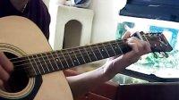 寂寞的季节吉他弹唱