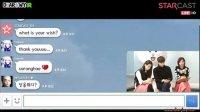 【DearJWY中字】JYPNation line chat 主翻祐荣 par4