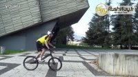 攀爬自行车教学 VV-碰推