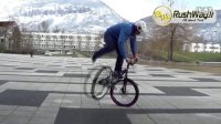 攀爬自行车教学 VVT-神龙摆尾 教学