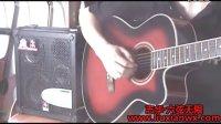 六弦无限 专业吉他弹唱音箱  or-200 使用介绍 试听