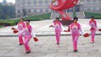 宏雁广场舞25原创《社员都是向阳花》