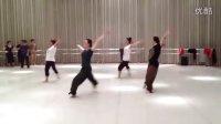 上海金星舞蹈团培训班移动组合