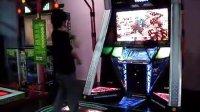 屈飞宏帅气的跳舞机视频表演(e舞成名)