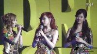 【Sunny】FANCAM 梦想演唱会 TTS 舞台问候 120512