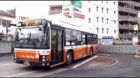 【日本巴士】东武巴士的尽头转车台  都营巴士方向幕