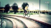 攀爬自行车教学 教程 之 侧跳Rockman车手