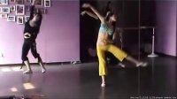 肚皮舞教程 16-连接性动作踮脚侧转