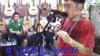 四人乐队合奏 欧卡尔充电音响 吉他音箱 户外音箱 小型电瓶箱
