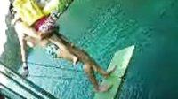 120622PP岛一日游跳水