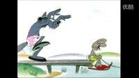 苏联经典搞笑动画片《兔子,等着瞧!》01
