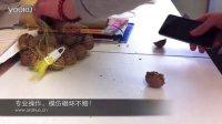 锋潮评测室:用6.65毫米的OPPO Finder削核桃吃!