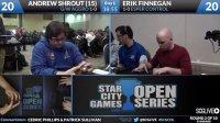 SCGCOL_-_Standard_-_Round_2_-_Andrew_Shrout_vs_Erik_Finne