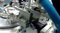 带弹簧工件自动组装机自动检测机宁波攀高自动化自动装配专机