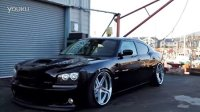 Dodge Charger SRT8 Fitted With 22'' DPE Silver CS5