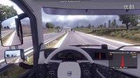 欧洲卡车模拟2法国短途1280x720