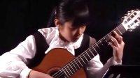 同名歌曲《白桦林》改编的古典吉他曲 山西太原郭利民吉他工作室 魏岱娅演奏