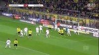 德国足球,BVB多特蒙德2:2FC奥格斯堡Dortmund-Augsburg Highlight