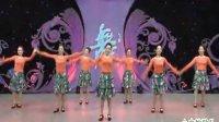 周思萍 广场舞  心中的歌儿献给金珠玛