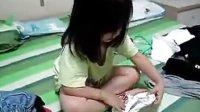 【超萌】小lOLI教你叠衣服!-亲子