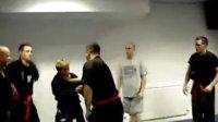 战斗柔术 - 各级别的 - 达伦和克莱尔的压力测试